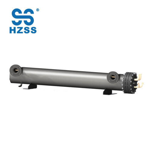 HZSS new condition stainless steel shell and tube heat exchanger