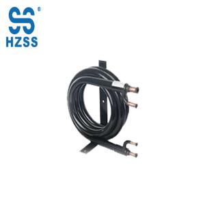 HZSS R410a referigeration heat pump heat exchanger high efficiency