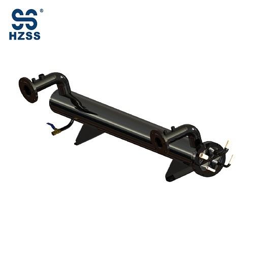 Shell & tube heat exchanger stainless steel tube