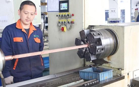 沈氏同轴换热器生产工序有哪些?
