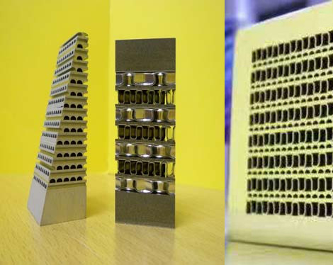 هل PCHE مناسب لأنظمة توليد الطاقة؟