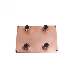 Integrated Microchannel Cold Plate