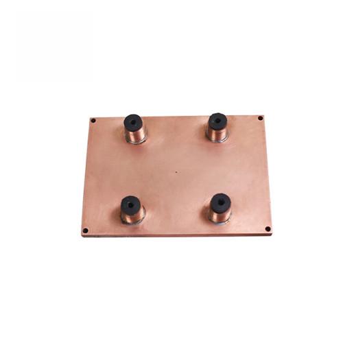 集成式微通道冷板