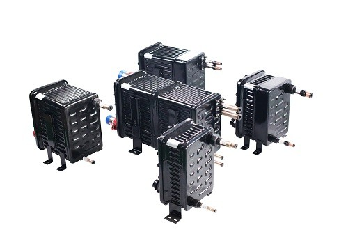 沈氏钢塑壳盘管换热器有什么优势?