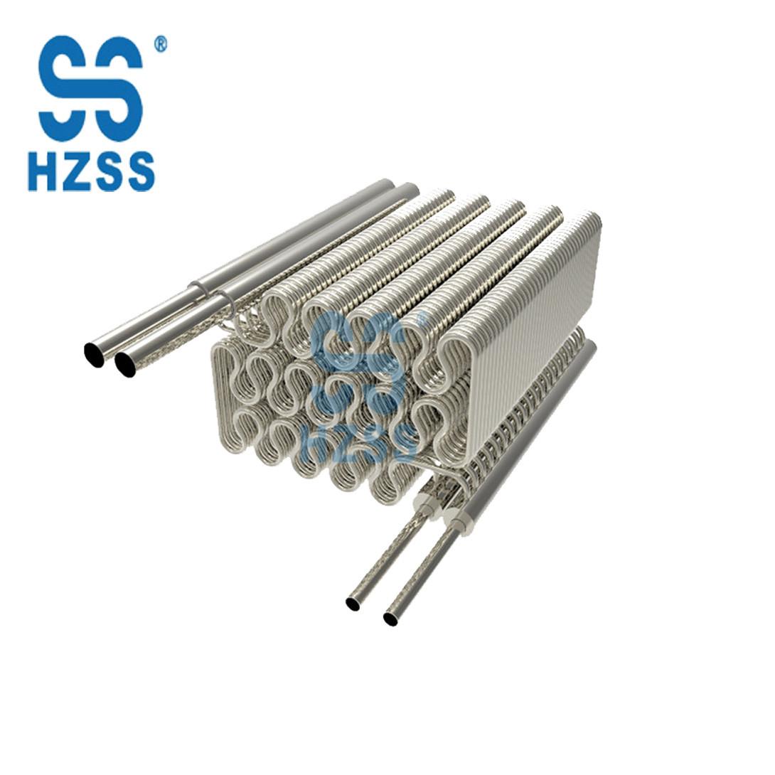 钛换热器的介绍和特点