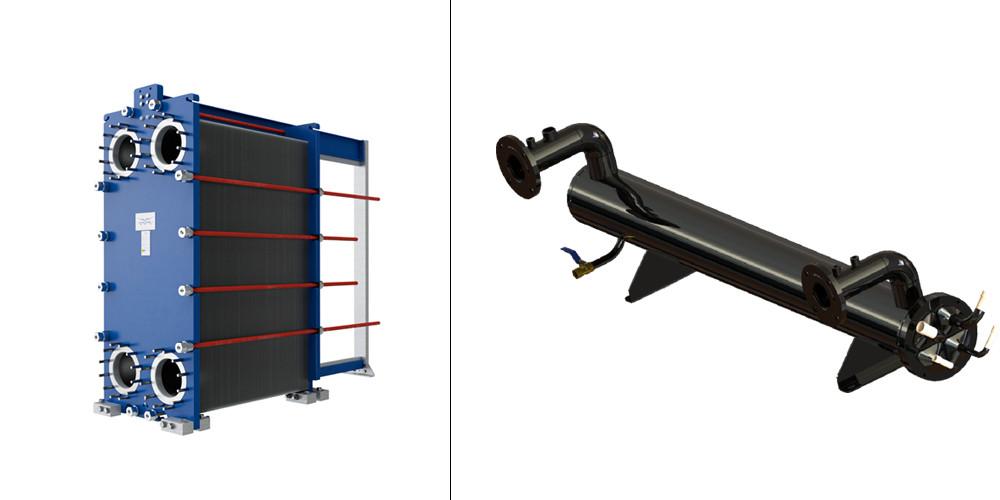 管式换热器与板式换热器的区别?