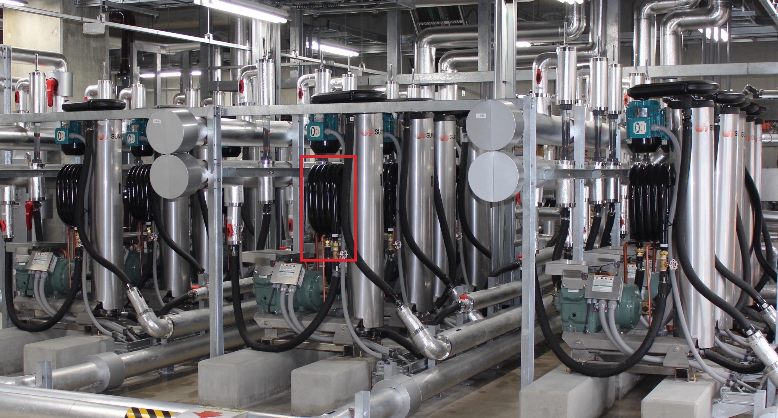 流体冰浆系统