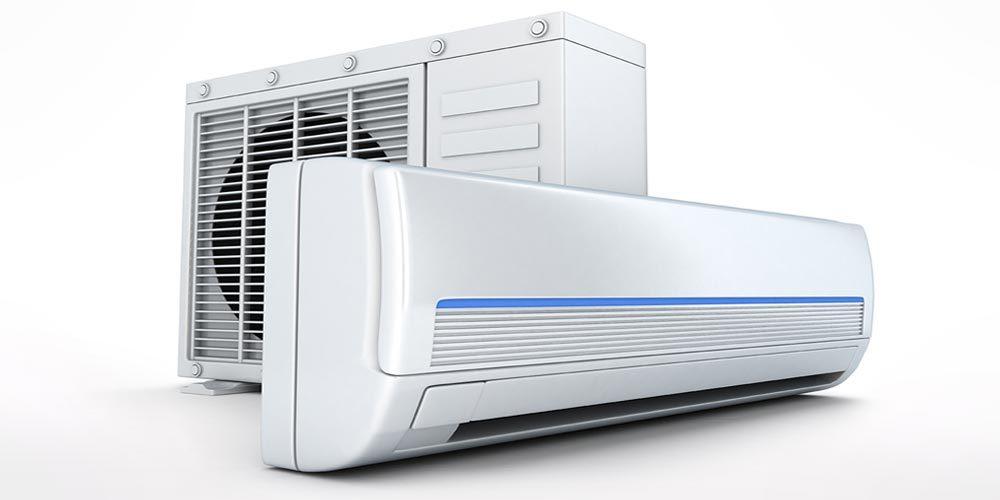 空调如何使用热交换器?