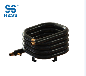 Customized high quality marine oil cooler coaxial tube heat exchanger
