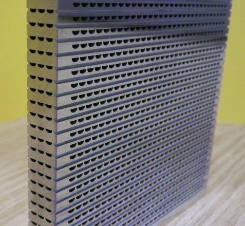 Porovnání výkonu vysoce účinných kompaktních tepelných výměníků (PCHE diff s jinými