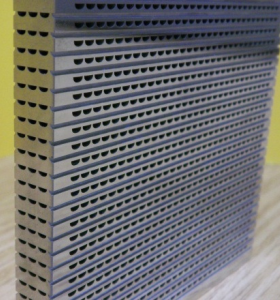 HZSS Printed Circuit Heat Exchanger manufacture