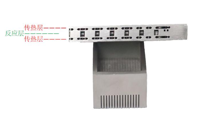 微反应器单元结构