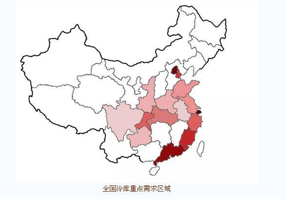 中国冷库制造行业市场