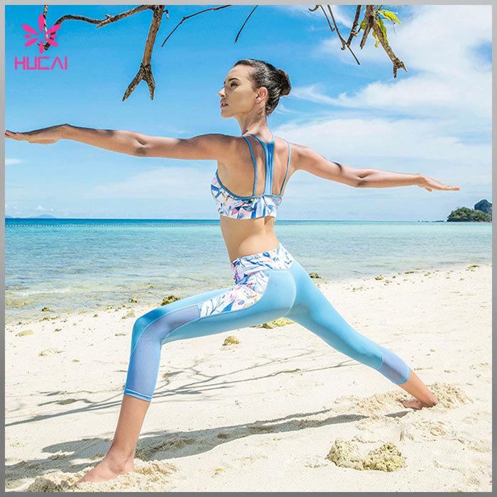 polyester spandex leggings wholesale