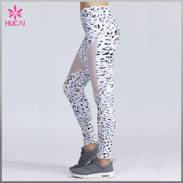 Sublimation printed Running Leggings