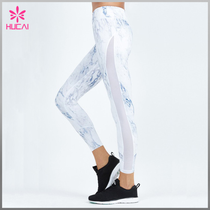 Sublimation Workout Leggings