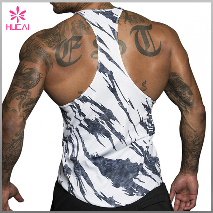 mens racerback tank top wholesale
