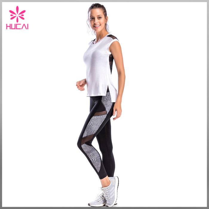 wholesale sleeveless gym shirts