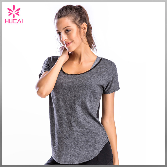 wholesale yoga shirts