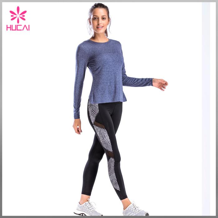 Women Fitness Shirts