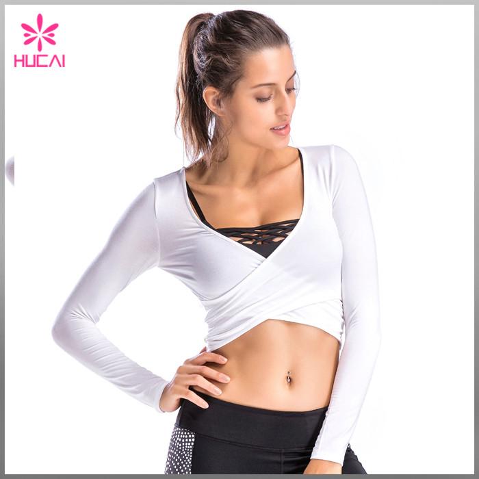 Long Sleeve Sports T Shirt
