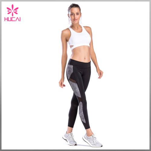 New Design Yoga Apparel Dry Fit Women Wholesale Padded Sports Bra
