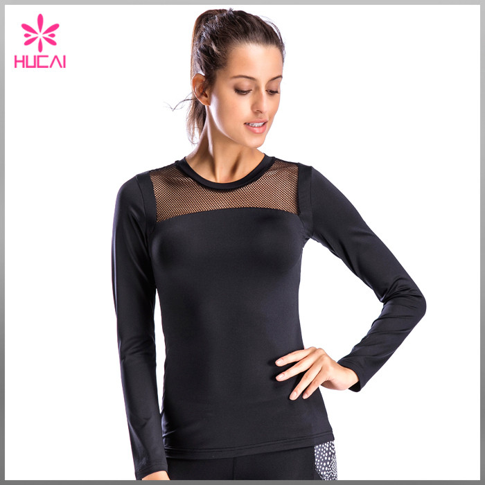 women's long sleeve t shirts wholesale
