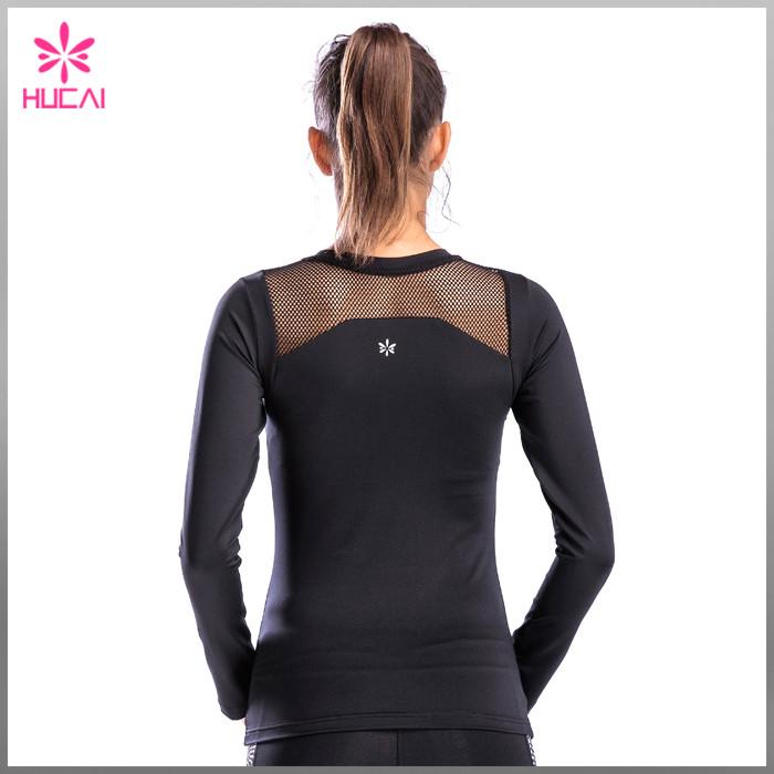 custom women's long sleeve shirts