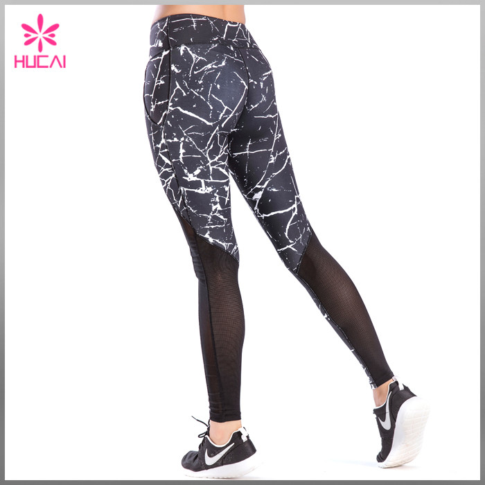 Dry Fit Yoga Pants