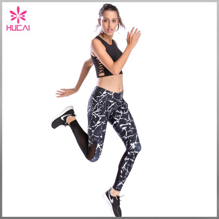 custom design yoga pants