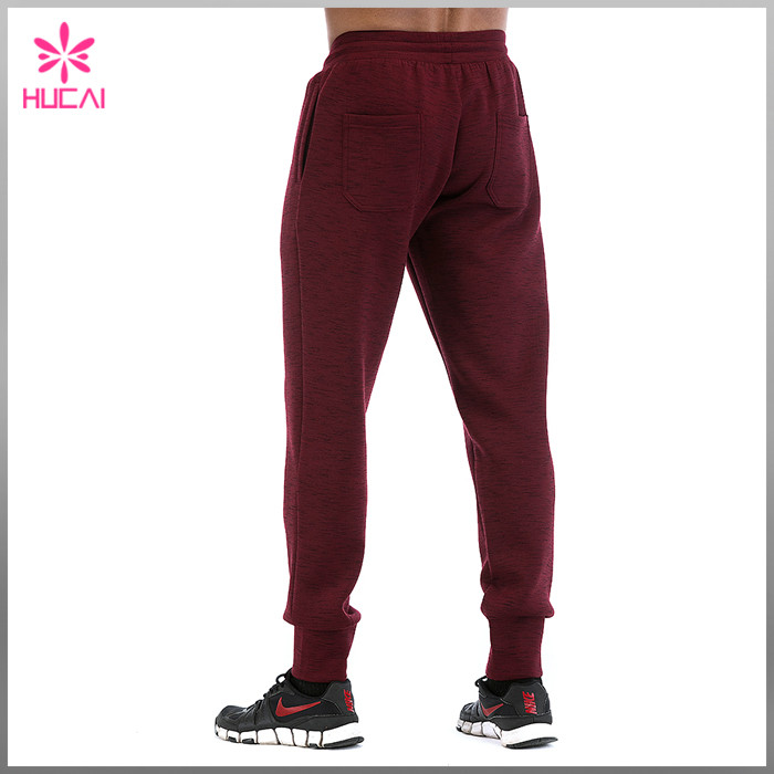 Doubled Faced Jogger Pants