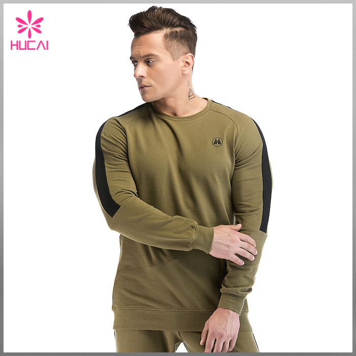 Men Fleece Sweatshirt