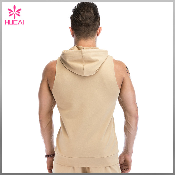 Zip Up Gym Hoodie