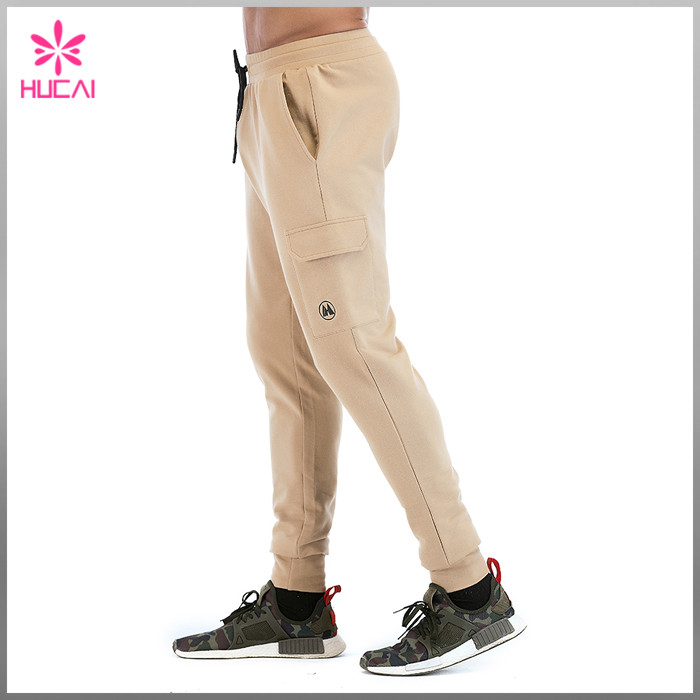 Plain Track Sweat Pants