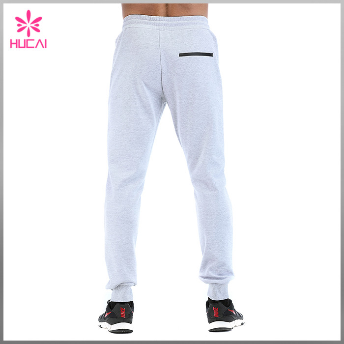 Track Pants With Side Pocket