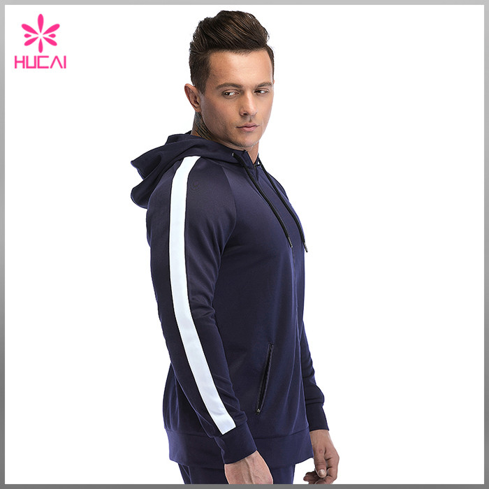 men's fitted hoodies wholesale