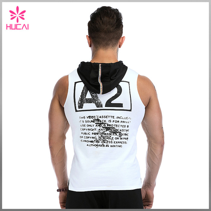 Custom Hooded Tank Top