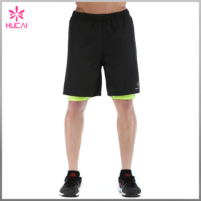 Running Shorts With Lining