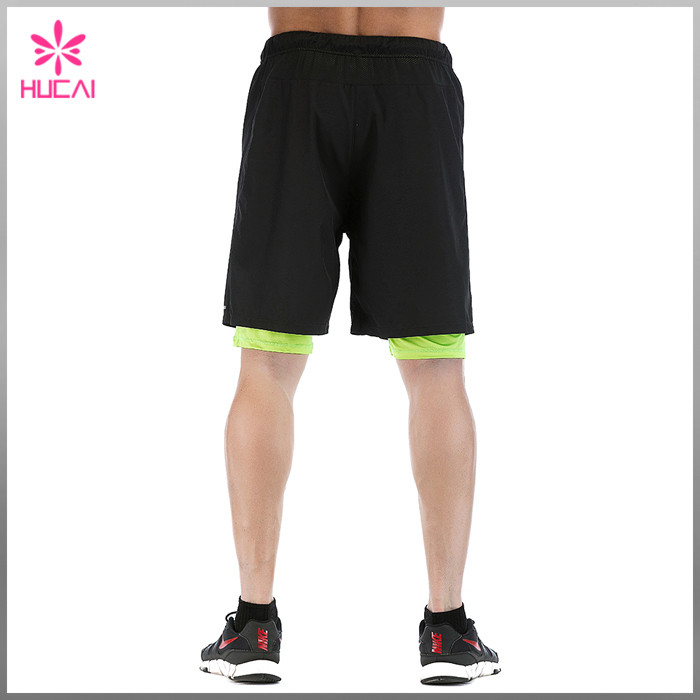 Slim Fit Running Shorts