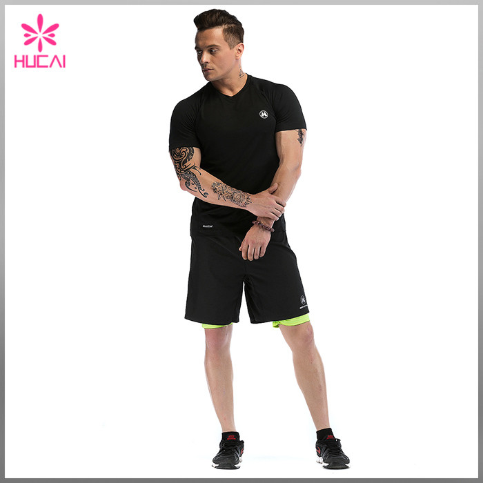 wholesale polyester running shorts
