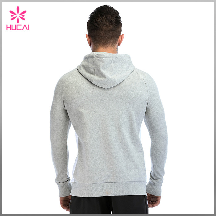 Hooded Sweatshirts With Zipper