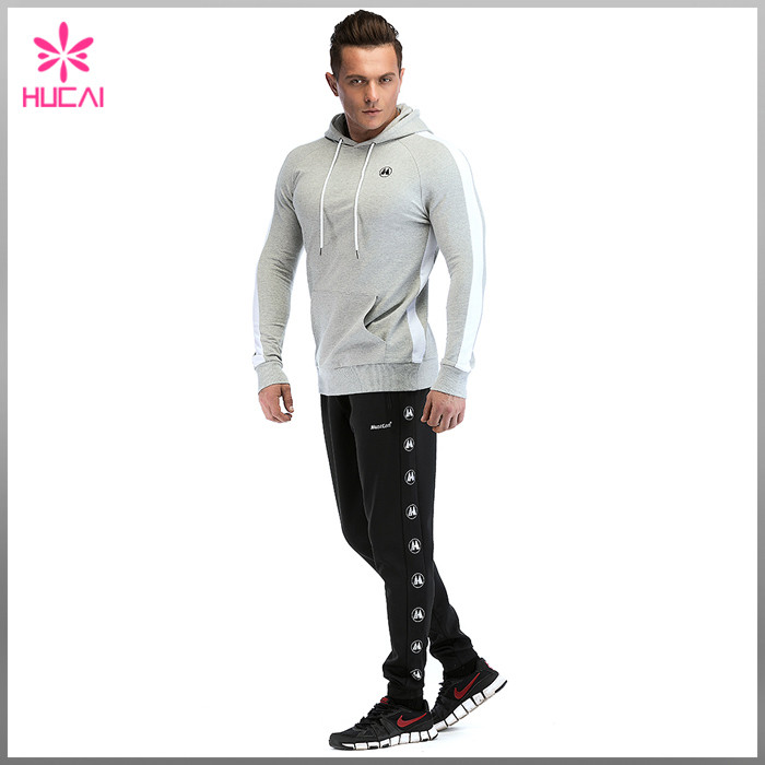 Slim Fit Hooded Sweatshirts