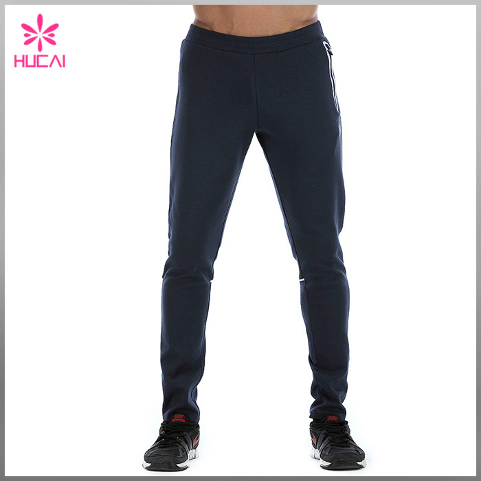 Jogger Pants With Zip Pocket