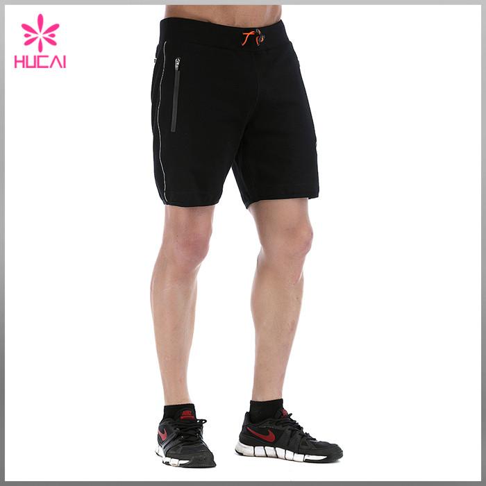 custom mens sweat shorts