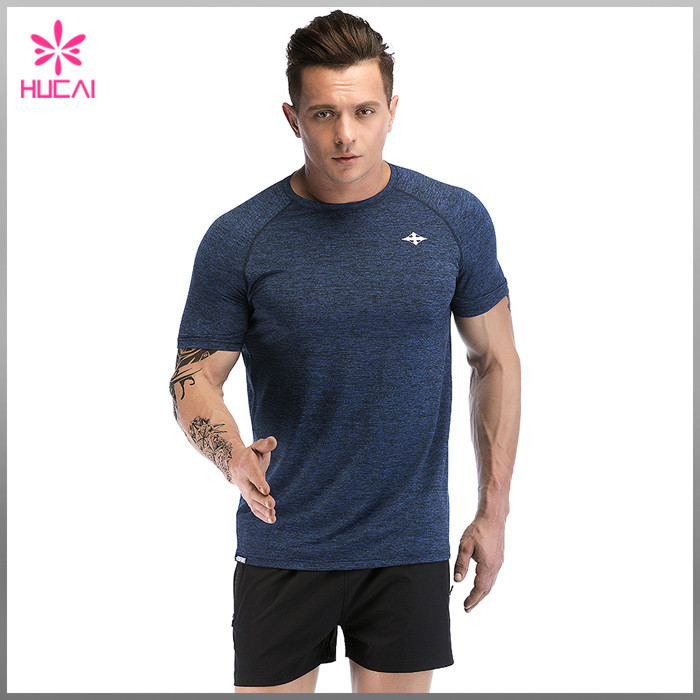 polyester spandex t shirts wholesale