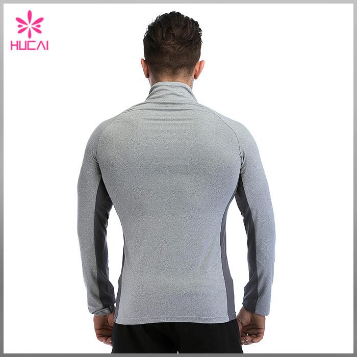 1/4 Zip Gym Jacket