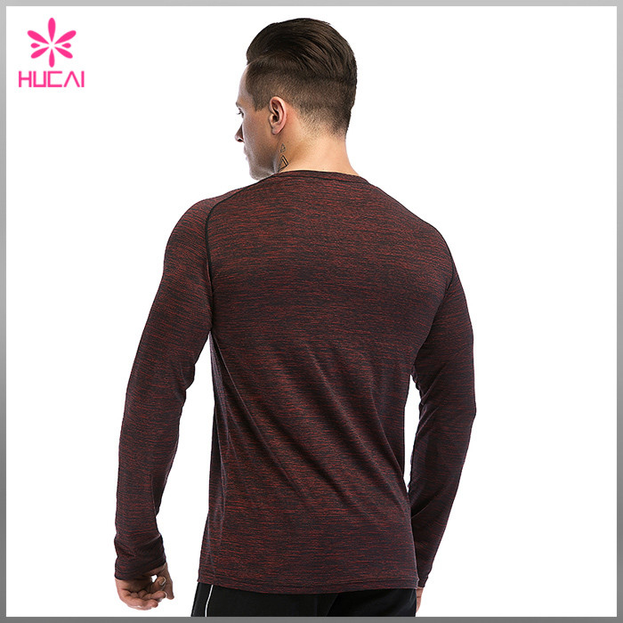wholesale long sleeve custom t shirts