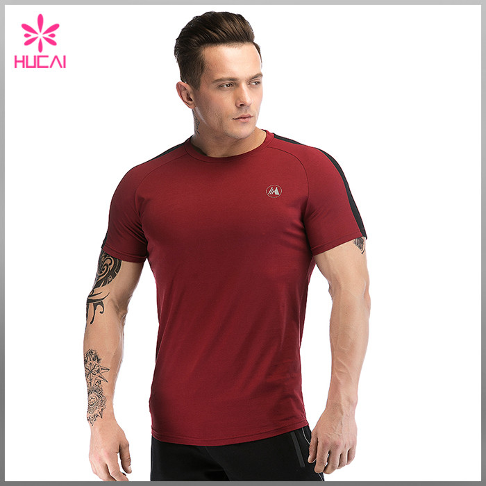Muscle T Shirt Men