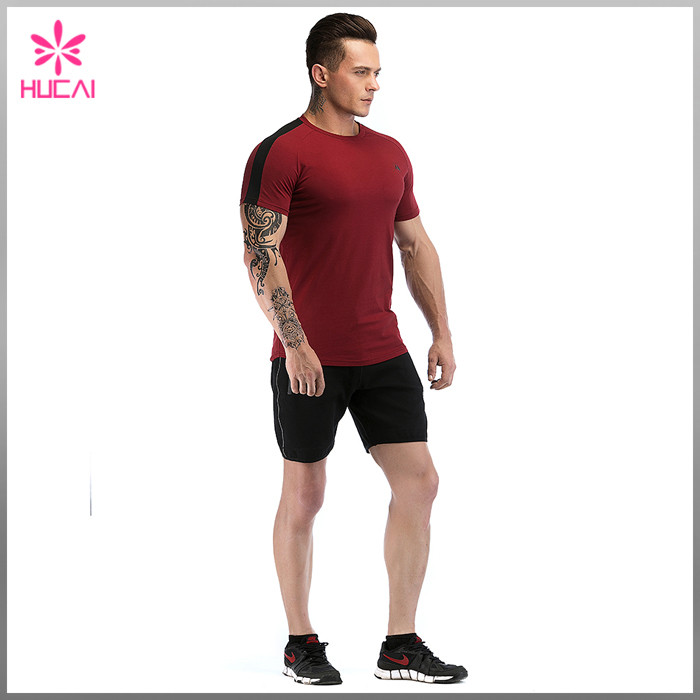 Slim Fit Muscle T Shirt
