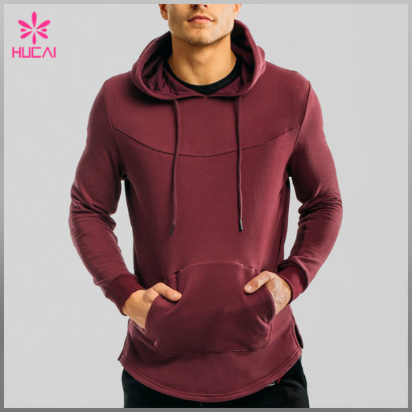 Custom Slim Fit Hoodie Make Your Own Sweat Suit Men